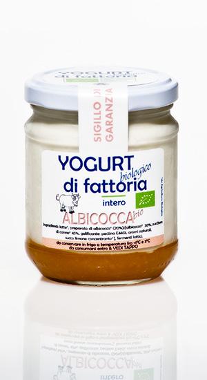 yogurt albicocca