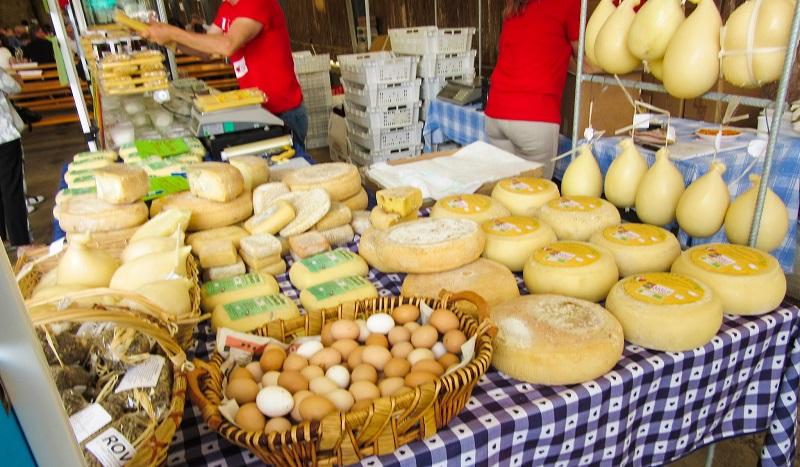 formaggi fiera